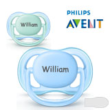 Philips Avent Ultra Air, symmetrisch, Silikon Gr.1