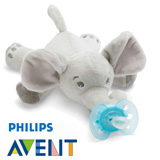 Philips Avent ultra soft snuggle, Elefant