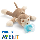 Philips Avent ultra soft snuggle, Affe
