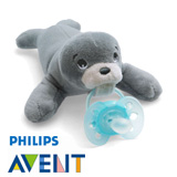 Philips Avent ultra soft snuggle, See Hund