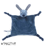 Smallstuff Schnuffeltuch, Rabbit Blue